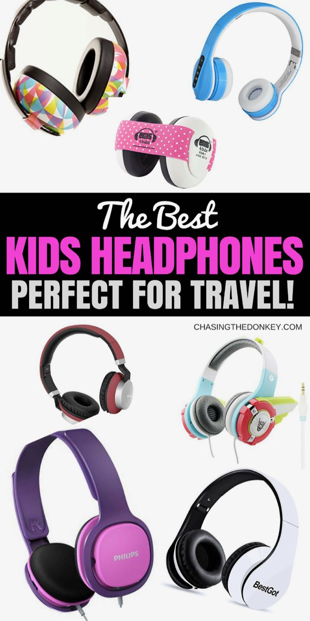We've reviewed the best travel noise canceling headphones for kids and added an easy-to-read comparison chart to help you choose what's best.