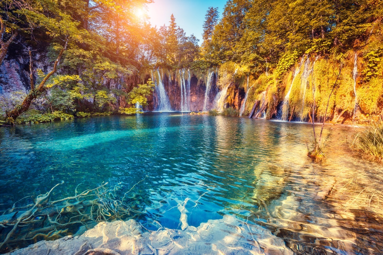PLITVICE LAKES - Day Trips From Split