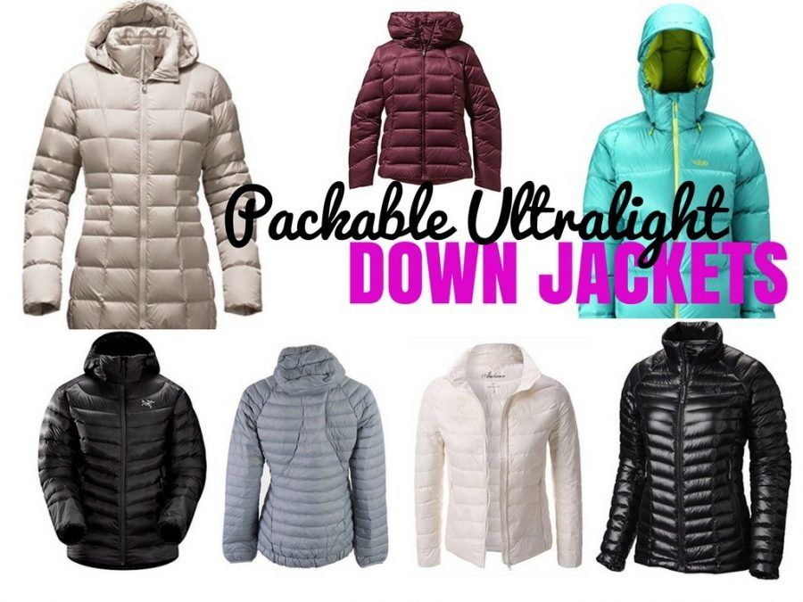 Packable Ultralight Down Jackets - Travel Blog