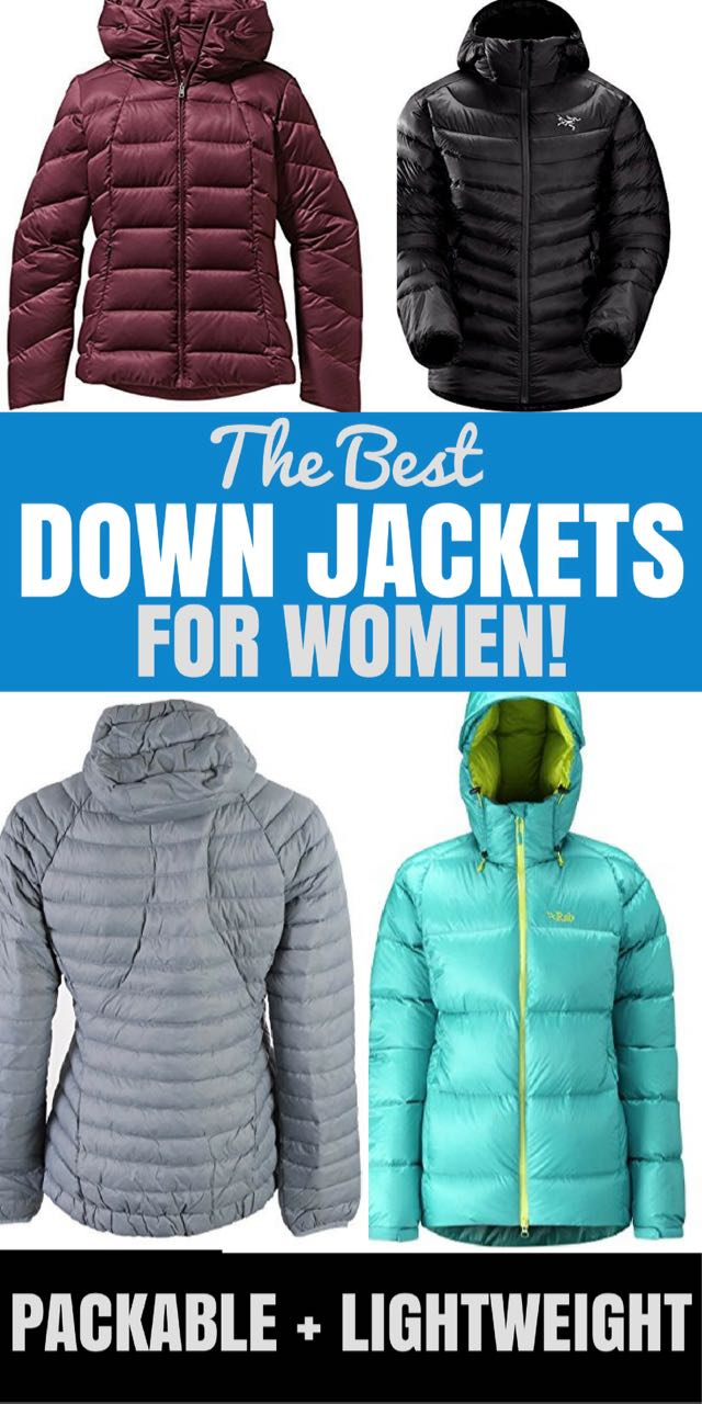 When you're off to Europe for winter, you need a packable ultralight down jacket. Here are the best ultra light down jackets  + reviews.
