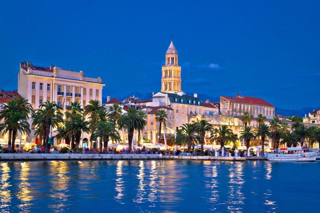How to Get from Split to Zadar Croatia