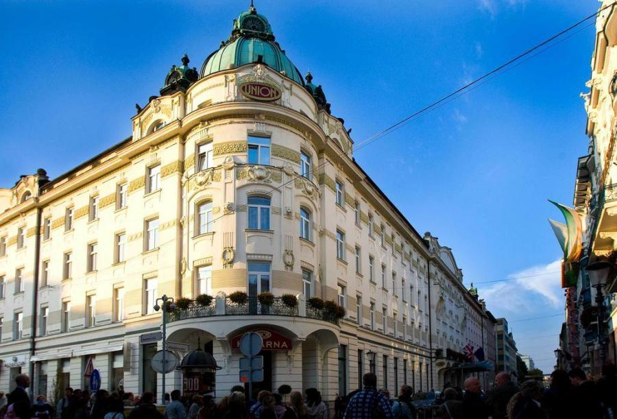 Slovenia Travel Blog_Where to Stay in Ljubljana_Grand Hotel Union