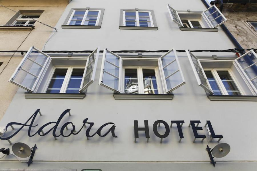 Slovenia Travel Blog_Where to Stay in Ljubljana_Hotel Adora