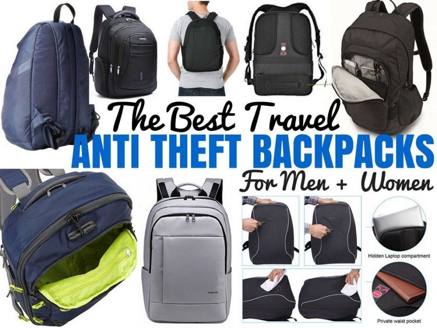 THE BEST ANTI THEFT BACKPACKS FOR TRAVL BACKPACKS - TRAVEL REVIEWS