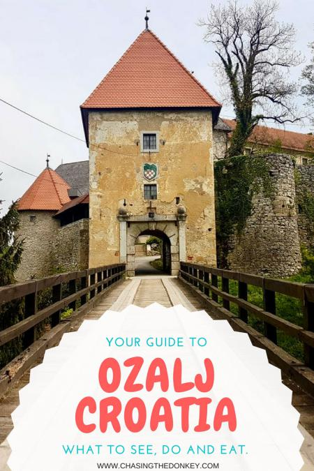 Things to do in Croatia_Day Trip From Zagreb Things to do in Ozalj_Croatia Travel Blog
