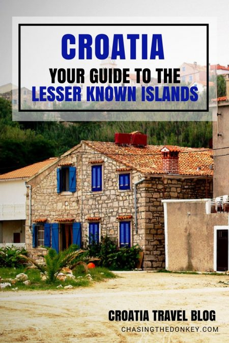 Things to do in Croatia_Guide to the Lesser Known Islands_Croatia Travel Blog_PIN