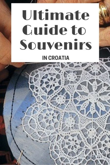 Things to do in Croatia_The Best Souvenirs to Buy in Croatia_Croatia Travel Blog_PIN