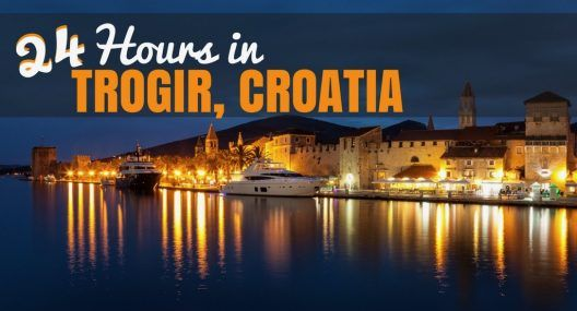 Things to do in Trogir Croatia For The Day