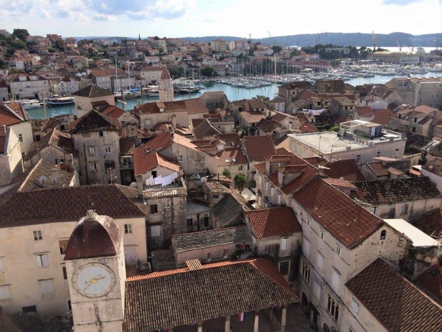 Things to do in Trogir Croatia Travel Blog - Castle