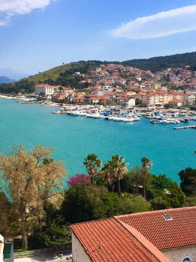 Things to do in Trogir Croatia Travel Blog - Beach