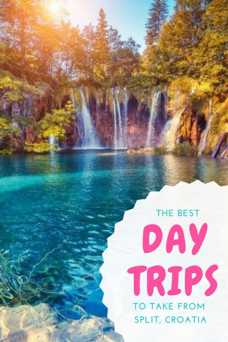 What to do in Croatia_The Best Day Trips from Split Croatia_Croatia Travel Blog_PIN