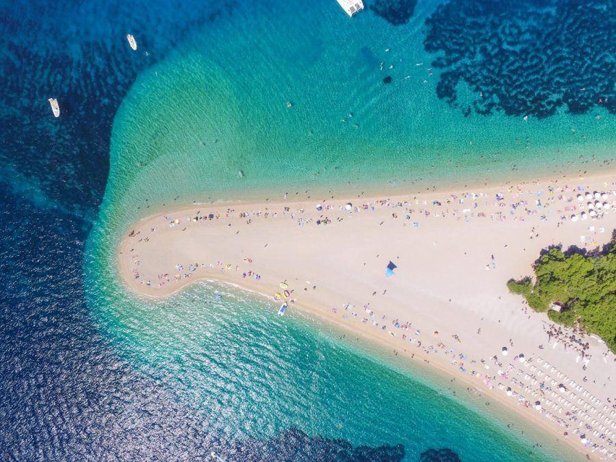 Best Beaches In Croatia: Zlatni Rat - Travel Reviews - Croatia Travel Blog