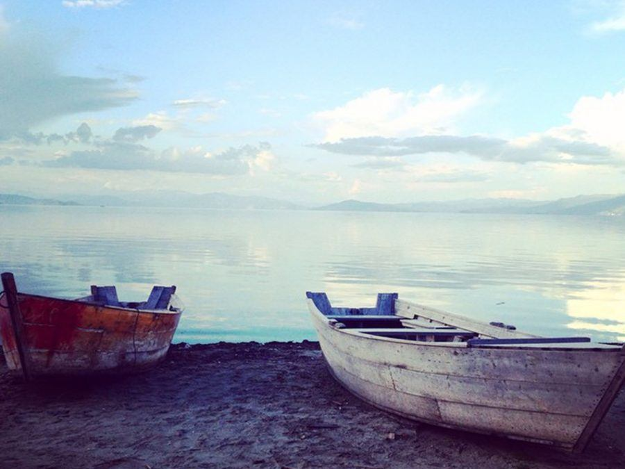 Best Beaches in Albania - Pogradec Beach - Albania Travel
