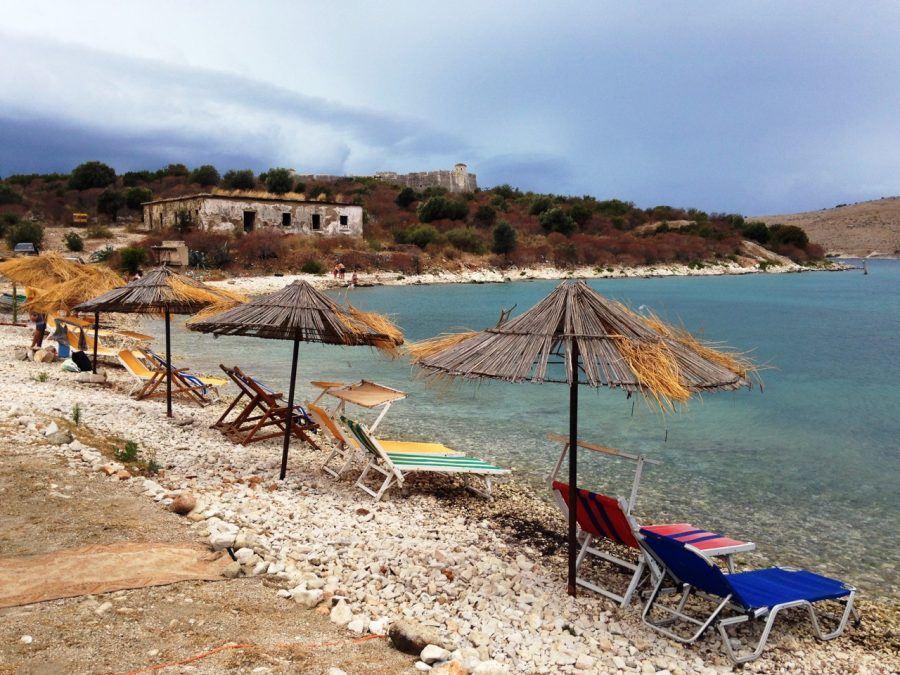Best Beaches in Albania - Porto Palermo - Albania Travel