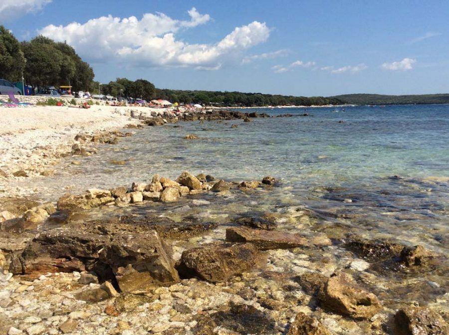 Croatia Travel Blog_Best Beaches in Istria_Amarin Beach
