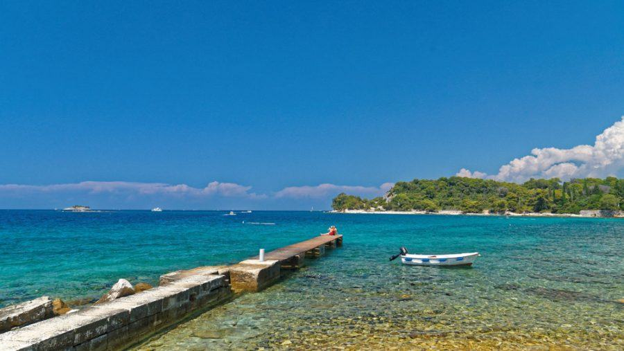 Croatia Travel Blog_Best Beaches in Istria_Lone Bay