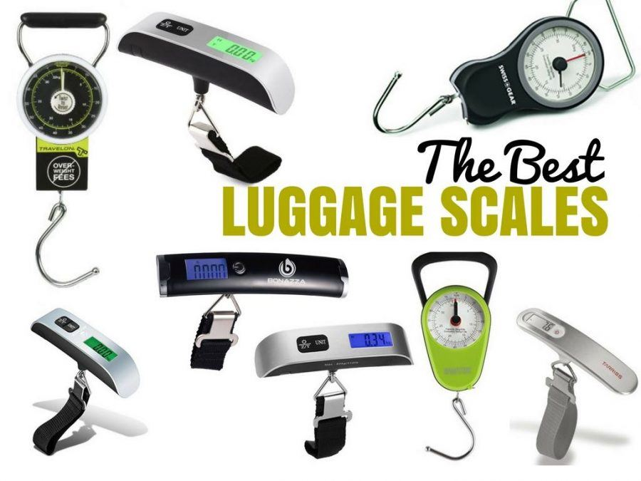 Best Luggage Scale Review & Comparison Chart COVER