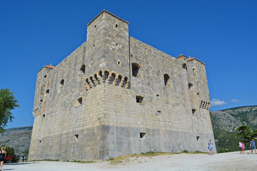 Croatia Travel Blog_Best Museums in Croatia_Nehaj Castle
