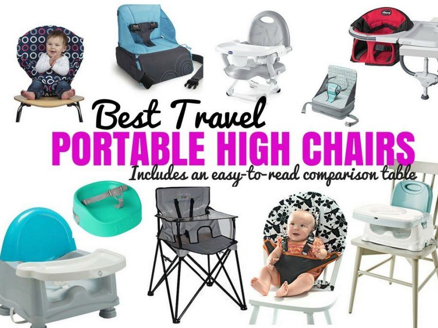 Best Portable High Chair Booster Seat - Travel Reviews