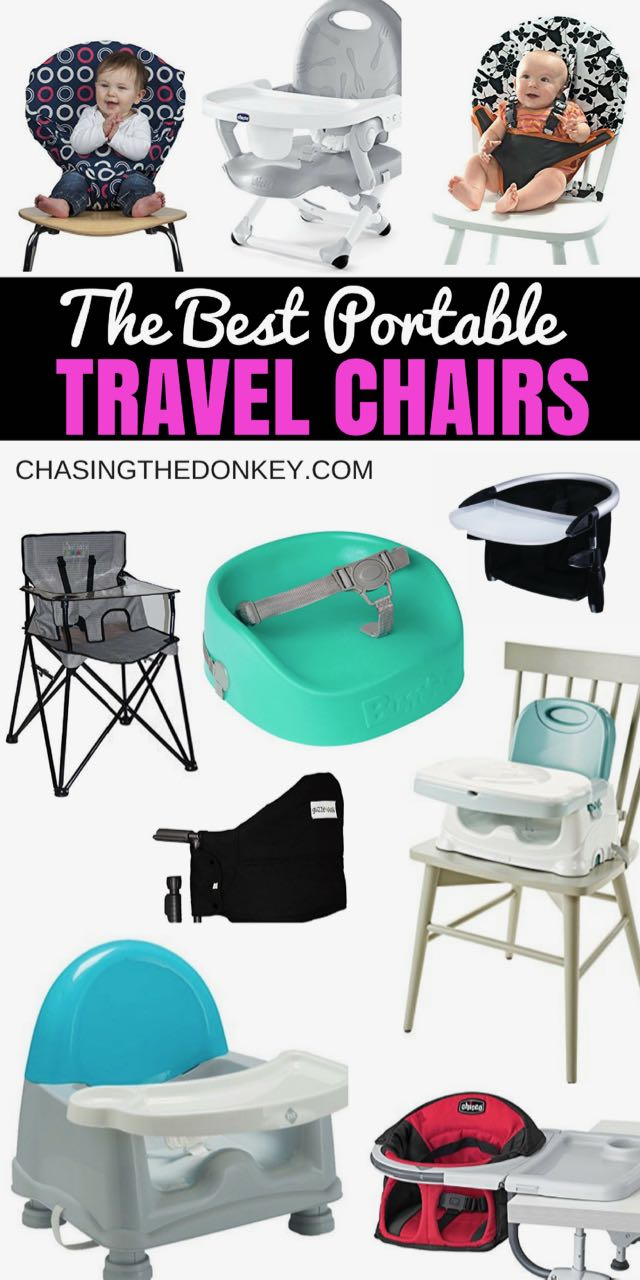 We took a look at a range of booster seats and portable high chairs and compared the features & price and made this easy-to-use table to help you review and decide what booster or portable high chair will suit your travel style best.