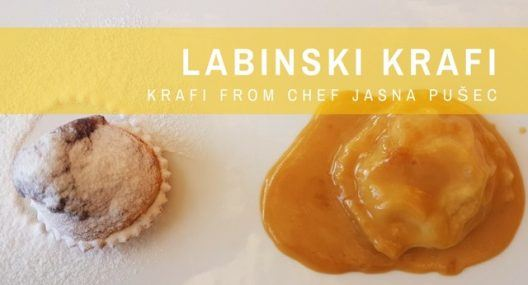 Croatian Recipe: How to Make Labinski Krafi