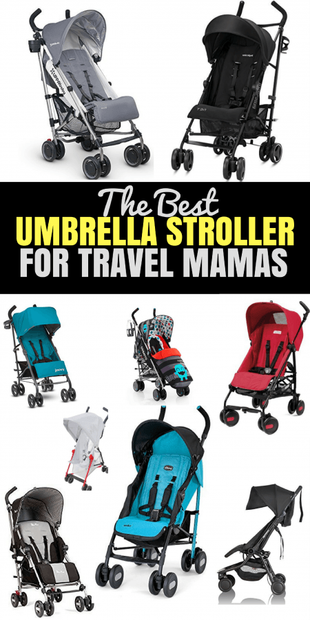 Best Travel Umbrella Stroller - Travel Reviews - Chasing the Donkey