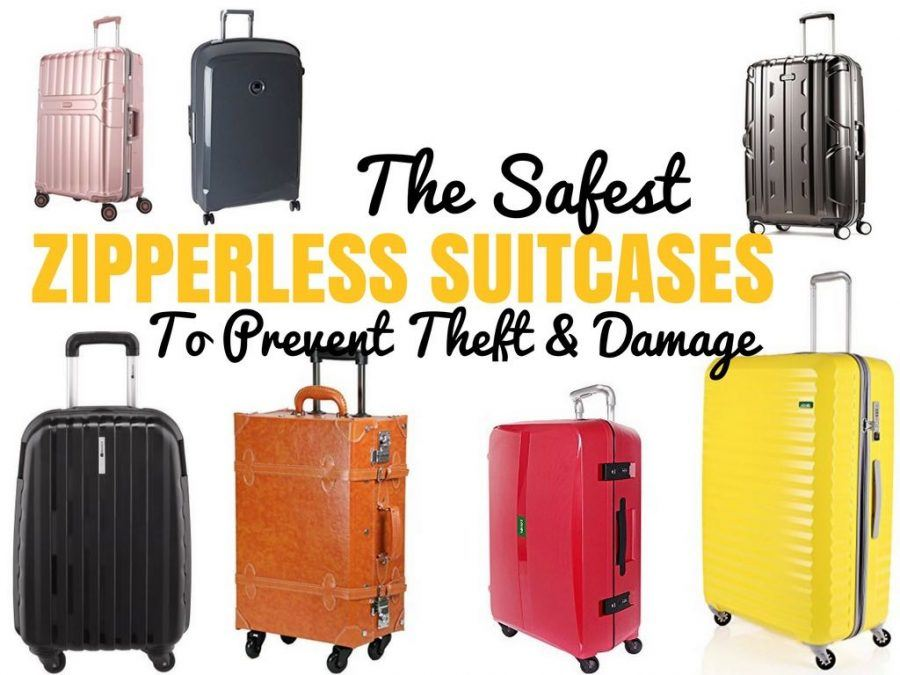 The Best Zipperless Luggage Reviews - Travel Reviews - Chasing the Donkey