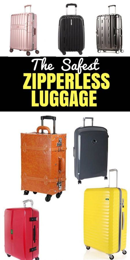 The Best Zipperless Luggage - Chasing the Donkey Travel Reviews