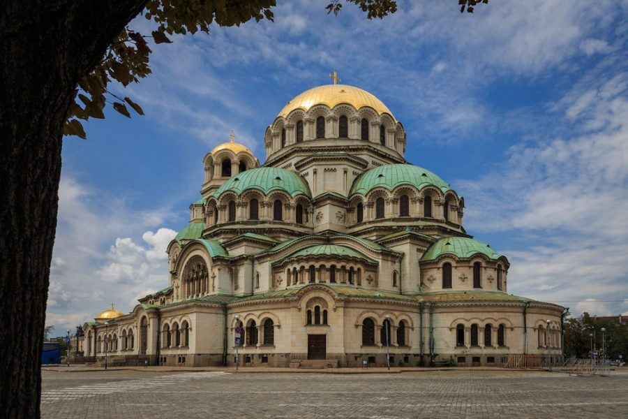 Balkans Travel Blog_Things to do in Sofia_Alexander Nevsky Cathedral