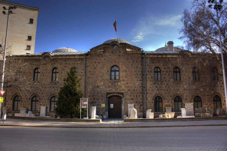 Balkans Travel Blog_Things to do in Sofia_National Archaeological Museum