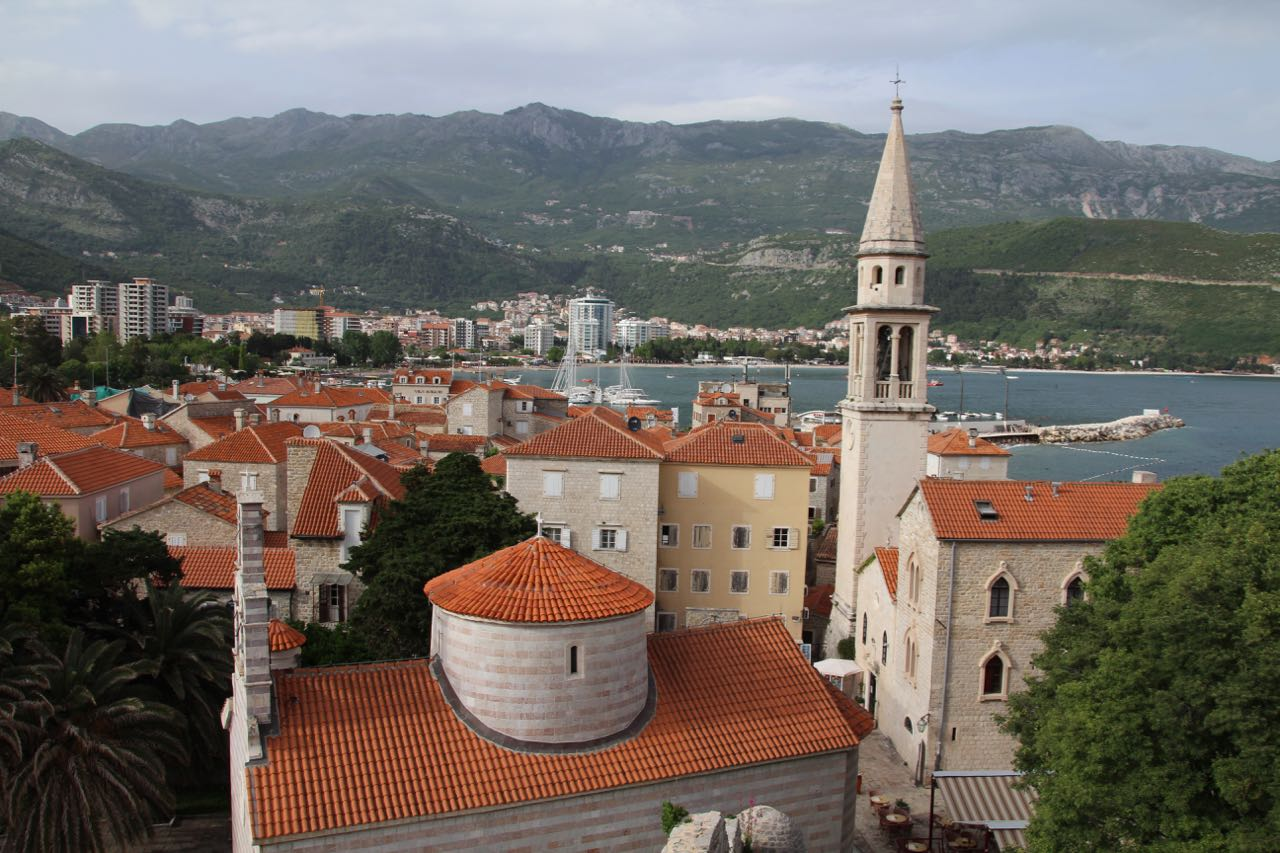 Balkans Travel Blog_Top Coastal Villages And Towns In Montenegro_Budva