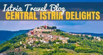 Visit Central Istria Delights