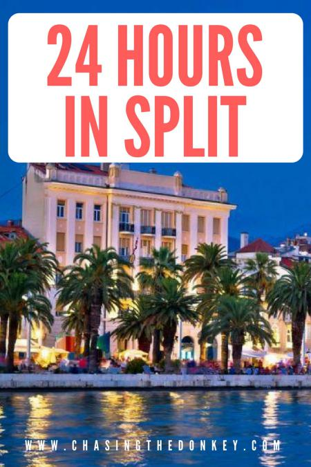 What to do in Croatia_How to Spend 24 Hours in Split_Croatia Travel Blog_PIN2