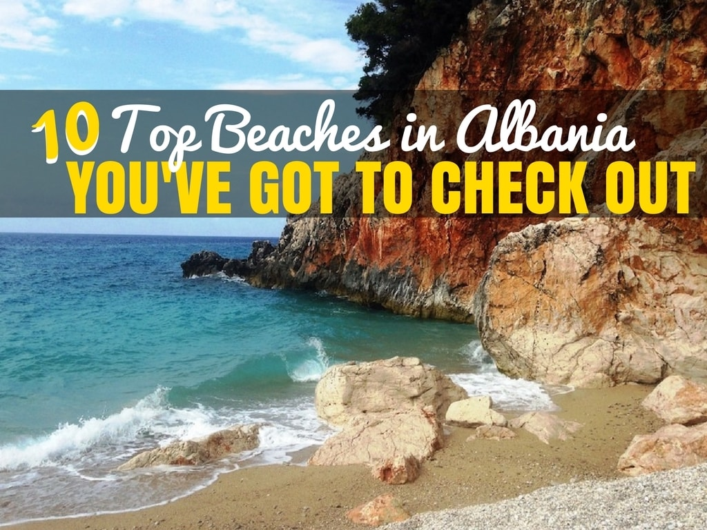 Balkans Travel Blog_Top Beaches in Albania_COVER