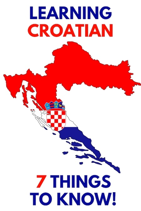 Croatia Travel Blog_7 Things to Know Before Learning Croatian