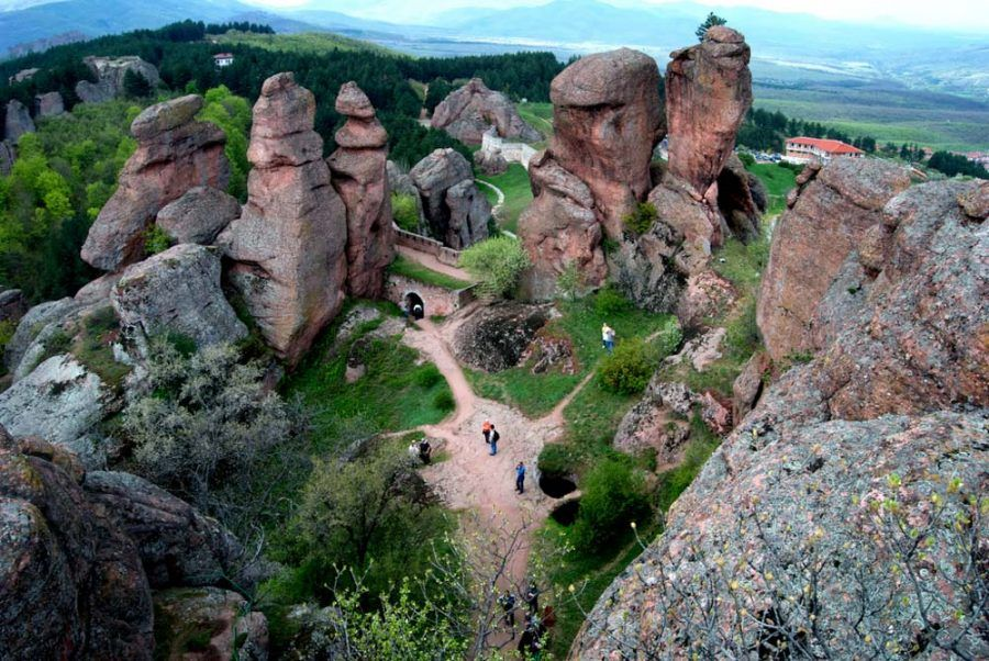 Balkans Travel Blog_Day Trips From Sofia Bulgaria_Belogradchik