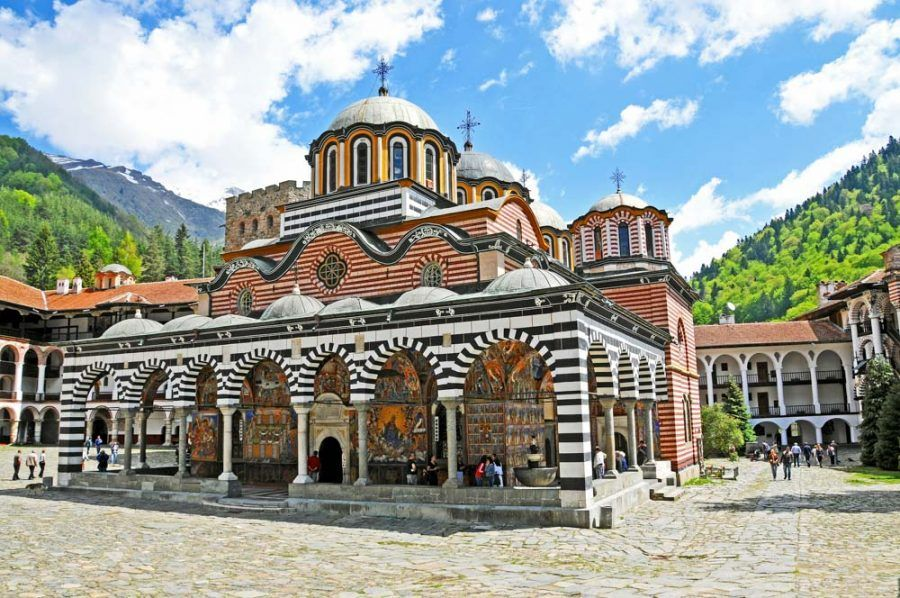 Balkans Travel Blog_Day Trips From Sofia Bulgaria_Rila Monastery