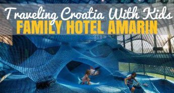 Family Hotel Amarin Rovinj Croatia COVER