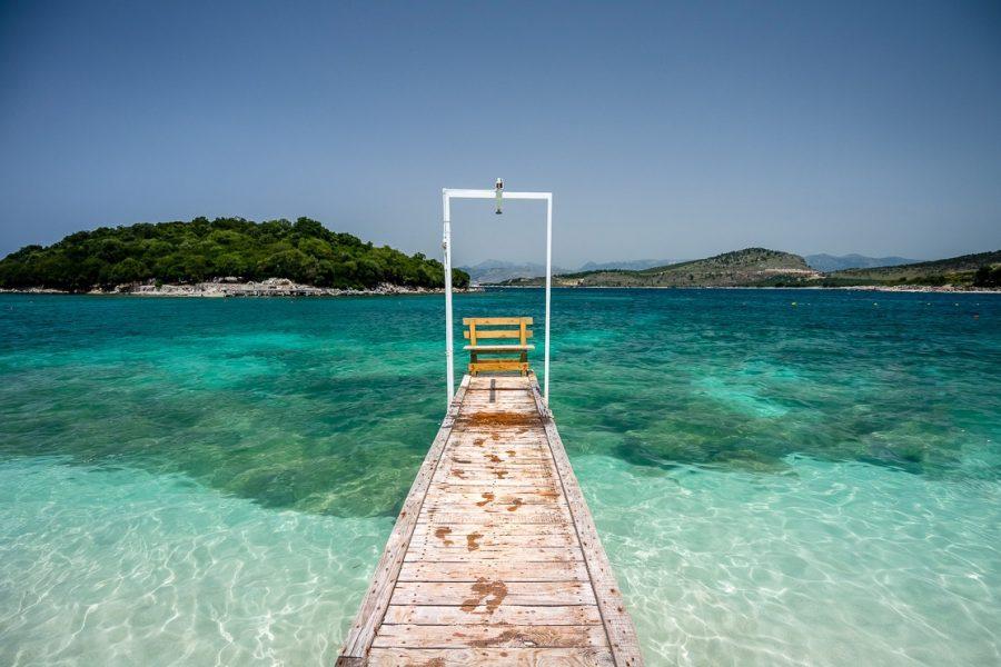 Ksamill Island Albania - Croatia Travel B