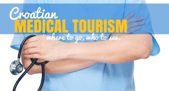 Medical Tourism In Croatia - Where to go
