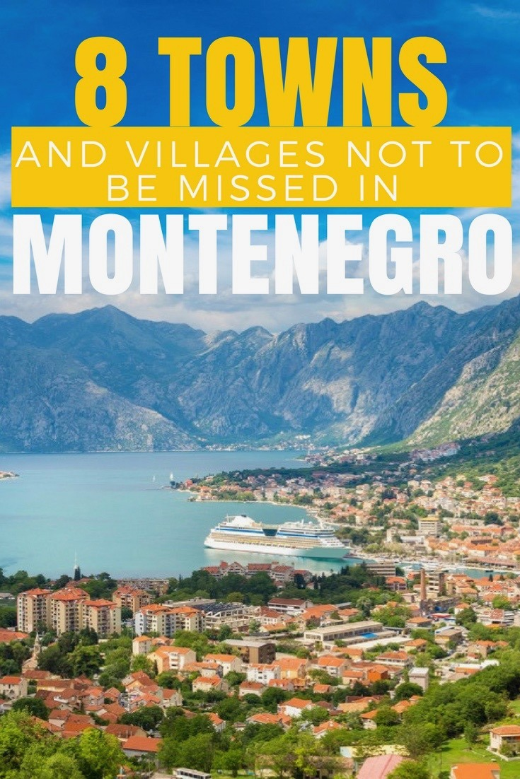 Here are 8 coastal villages & towns in Montenegro you simply can't miss on your next Balkan travel adventure.