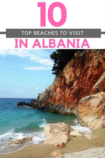 With its still unspoiled beaches, the tasty food and extremely competitive prices, Albania is undoubtedly a trending summer destination in the Balkans. Here are the 10 best beaches in Albania you gotta check out!