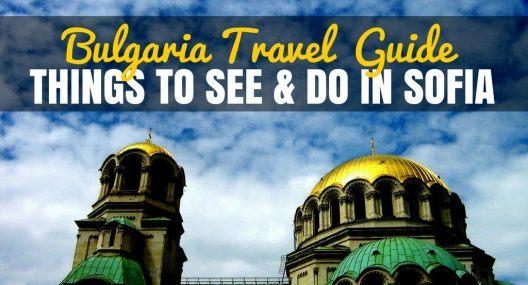 Bulgaria Travel Blog: Top Things to do in Sofia Bulgaria