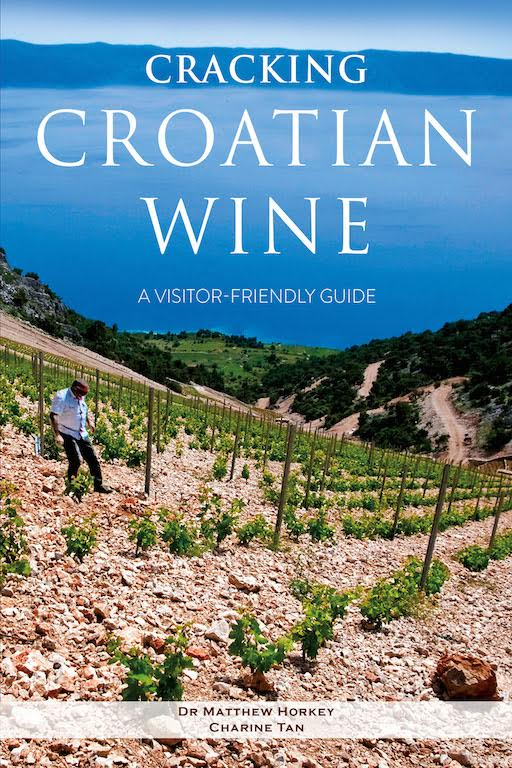 Cracking Croatian Wine Book- Croatia Wine Blog