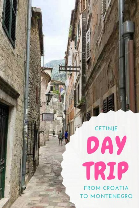 Croatia Travel Blog_Cetinje Day Trip from Dubrovnik