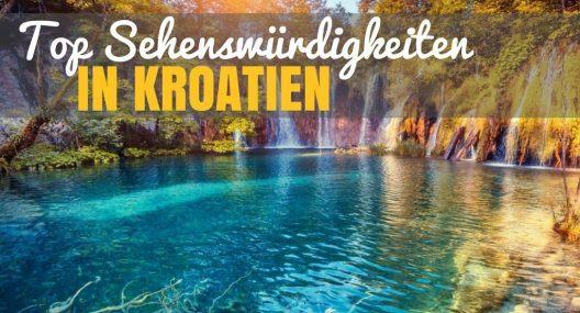 Croatia Travel Blog_Top Attractions in Croatia in German_COVER