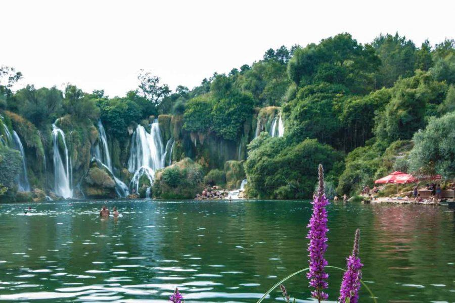 Kravice Waterfalls - Travel Blog