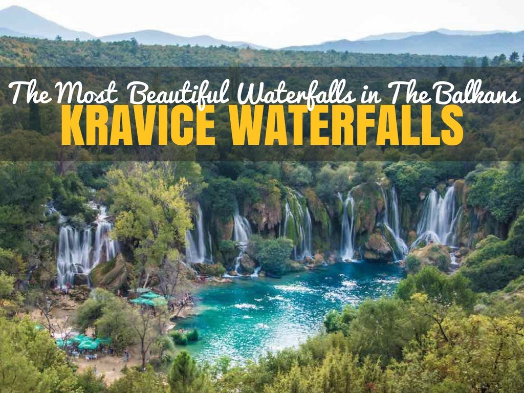 Bosnia and Herzegovina: Kravice Waterfalls More Beautiful ...