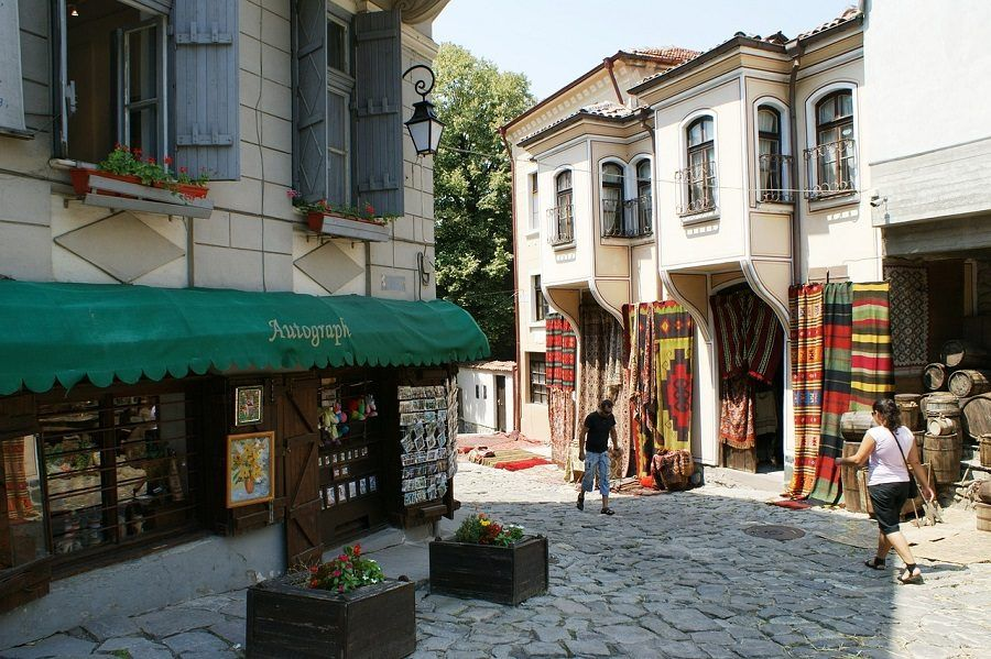 Things to do in Bulgaria_The Old Town Street Plovdiv Bulgaria Regional_Bulgaria Travel Blog
