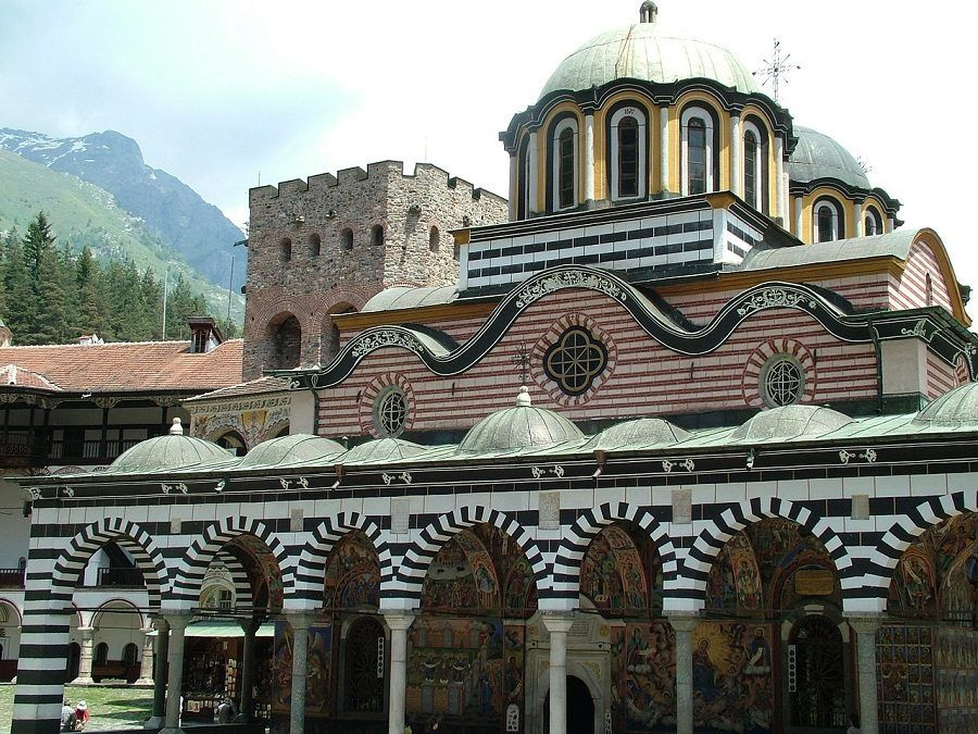 Things to do in Bulgaria_Rila Monastery_Bulgaria Travel Blog